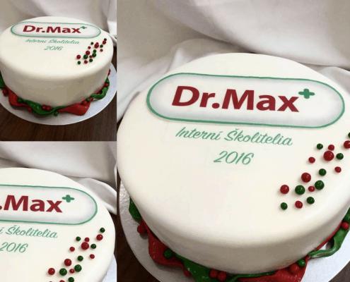 Firemná torta pre lekáreň Dr max